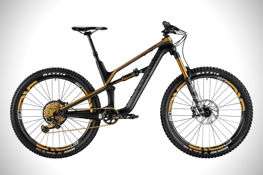 2018 CANYON SPECTRAL MOUNTAIN BIKE